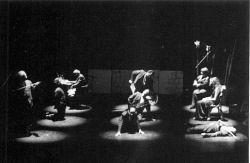 Foto escena de obra teatral