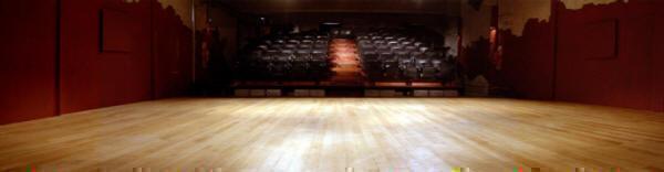 Foto escenario del teatro